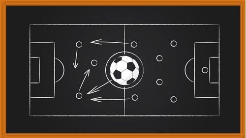 5 تاکتیک فوتبال که همه مربیان باید بدانند (شناخت تاکتیک های مربیان برتر فوتبال جهان)